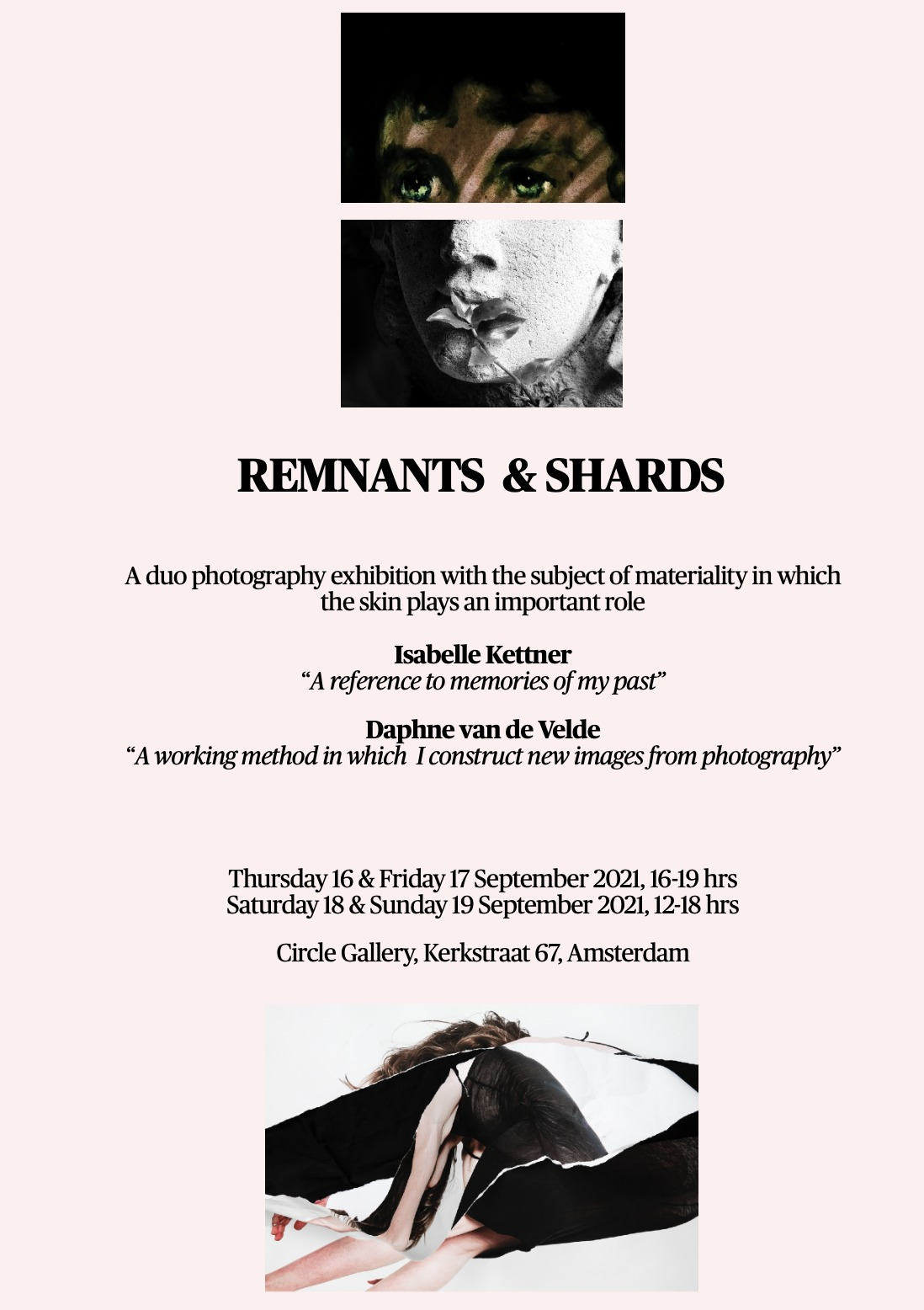 remnants and shards exhibition 2021